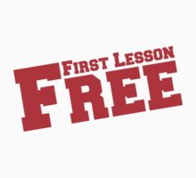 First Lesson Free Design by Style-O-Mat