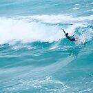 surfing at bondi beach by milena boeva