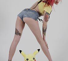 Gotta Catch Them All: Bad Misty II by Srefis