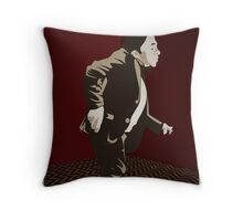 Twin Peaks - Man From Another Place Throw Pillow