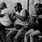 Lunch - Sienese style by newbeltane
