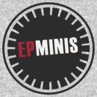 EPMINIS Officially Unofficial logo by Vince Diaz