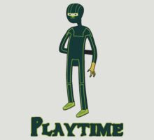 Playtime- Adventure Time Kick-Ass by ikarus³ .