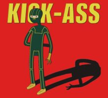 Kick Ass V. 1 by ikarus³ .