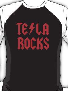 Tesla Rocks T-Shirt