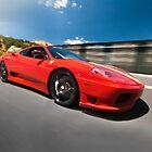 Ferrari 360 Challenge Stradale | Rigged by Gil Folk