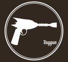 Raygun! by birthdaywarrior
