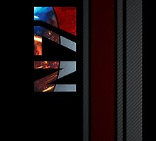 N7 Mass Effect 3  by FancyRobot