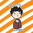 Sleepy Darren by saltyblack