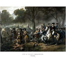 Life Of George Washington -- The Soldier by warishellstore