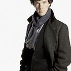 Sherlock-Benedict Cumberbatch by PaytonGilley
