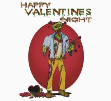 Happy Valentines Night by Skree
