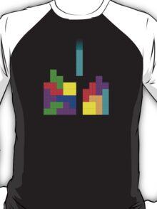 Tetris + LEGO = ??? T-Shirt