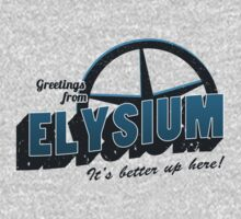 Greetings From Elysium by FANATEE