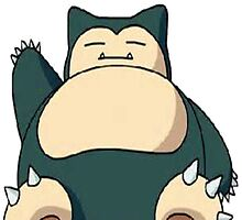 Snorlax!! No.2 by linwatchorn