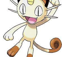 Cute Meowth by linwatchorn