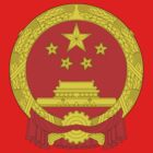 China National Emblem by charlieshim