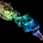 Smokin' Rainbows 2 by Michael Clarke