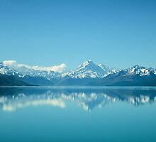 Blue Serenity by JDWPhotos