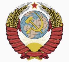 USSR Emblem Kids Clothes