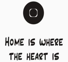 """Home"" is where the heart is (iPhone) by downwithzyteth"