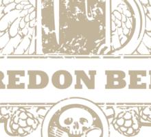 Bredon Beer light Sticker