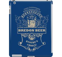 Bredon Beer light iPad Case/Skin