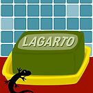 Lagarto Soap by Sonia Pascual
