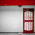 Split Color Door #2 by jjbentley