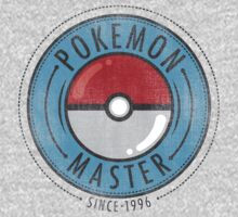 Pokemon Master by Look Human