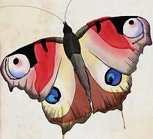 Buttafly! by Chrissy  Hoff Hudson