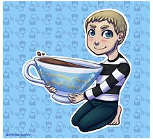 Teacup John by venvephe