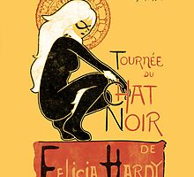 Le Chat Noir by Denise Giffin