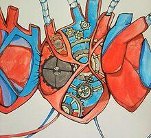 I Need a Heartbeat by isaacasterisk