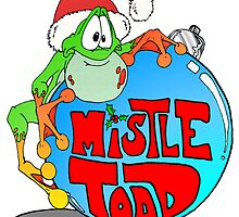 Mistle Toad by Skree
