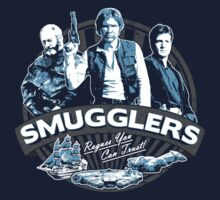 Smugglers Three by Digital Phoenix Design