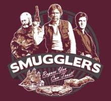 Smugglers Three (Warm) by Digital Phoenix Design