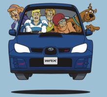 Subaru Impreza WRX Scooby Doo by Twain Forsythe