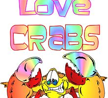 Peace Crab by Skree