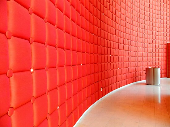 Tufted Wall    ^ by ctheworld