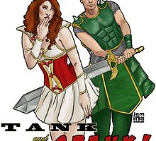 Tank & Spank by Jemina Venter