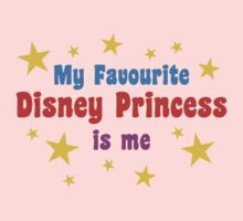 My favourite disney princess is me by moonshine and lollipops