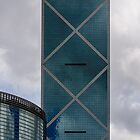 Bank of China, Hong Kong by Dean Bailey
