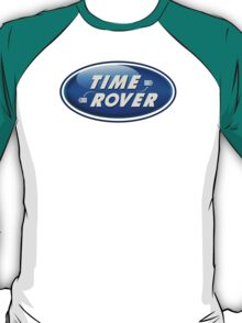 Doctor Who: Time Rover (Blue) T-Shirt