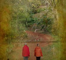 A Walk in the Park by Elaine Teague