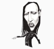 Marilyn Manson by barone