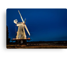 Smock Mill Canvas Print