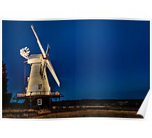 Smock Mill Poster