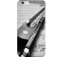 Violin Bow iPhone Case/Skin