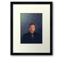 Crowley Framed Print